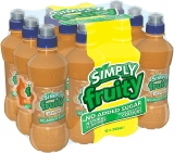 Simply Fruity Orange Juice