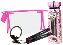 GIFTS FOR HER 2 Eyeliner Stamp Wings Pen, Massive Lash Mascara Mirror