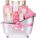 Spa Luxetique Spa Gift Bath Set for women