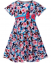Girls Floral Party Dress