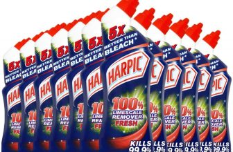 Harpic Limescale Remover Fresh 750 ml (Pack of 12)