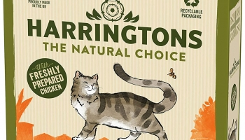 Harringtons Complete Senior Chicken Dry Cat food 800g
