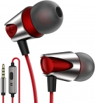 In Ear Wired Earphones with Microphone