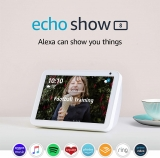 Introducing Echo Show 8 Stay in touch with the help of Alexa