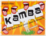 Kamba card party game