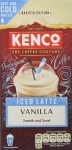 Kenco Iced Vanilla Latte For Just £3.81