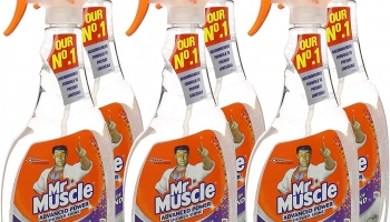 Mr. Muscle Shine Spray