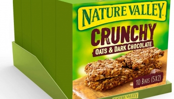 Nature Valley Oat & Chocolate 5 Pack (5 x 210 g)