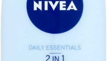 3X Nivea Cleanser and Toner