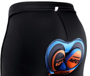4D Padded Bike Shorts