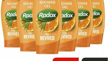 Radox Shower Gel 250 ml