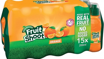 Robinsons Fruit Shoot Orange