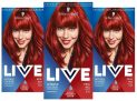 Schwarzkopf Hair Dye Pack of 3