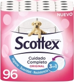 Cheap Scottex Toilet Paper 96 Rolls