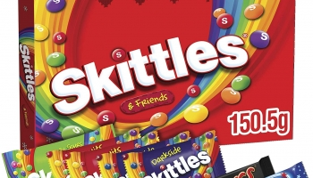 Skittles Christmas Selection Box