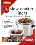 Slow Cooker Liners – 5 Pack