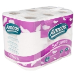 3 Ply Amoos Softness Toilet Roll