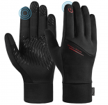 Unisex Running Gloves Touch Screen Waterproof Anti-slip Gloves