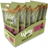 Wagg Duck and Cranberry Skin and Coat Dog Treats