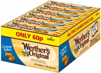Werthers Creamy Toffees 60p