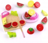 Wooden Play Food Toys