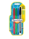 Assorted pens,4 pack