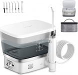 Blusmart Professional Dental Flossers Oral Irrigator Cordless Rechargeable 500ML