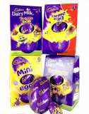 Cadbury Easter Eggs Chocolate
