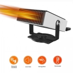 Car heater and defroster