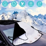Car Windscreen Magnetic Frost Cover