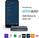Echo Auto | Add Alexa to your car