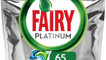 Fairy Platinum Dishwasher Tablets All-in-One Original