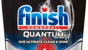 Finish Quantum Ultimate Lemon Scent Pack of 85 Tablets