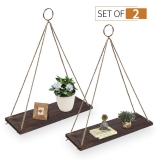 Floating Shelves with String