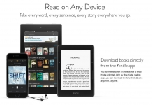 Get Kindle free for 3 Months