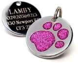 Personalised Engraved Dog Tags