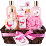 Green Canyon Spa Bath Gift Set for Her Birthday Gift Sets 10 Pcs