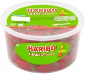 HARIBO Giant Strawberry Sweets