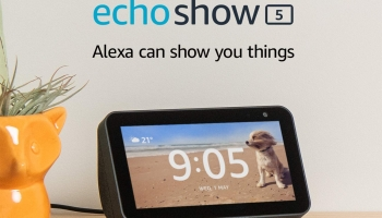 Cheap Echo Show 5 –Stay in touch with the help of Alexa