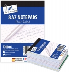 Just Stationery A7 Notepad (Pack of 8)