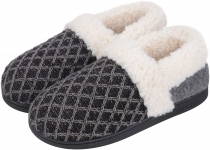 LongBay Women's Slipper Knit House Shoes Comfy Cute