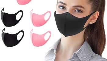 5PCS Reusable Face Mask