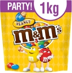 Best Price M&M's Peanut Chocolate Party Bag