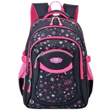 Multi-Compartment Travel Backpack Student