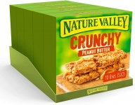 Nature Valley Crunchy Peanut Butter Cereal Bars 42g