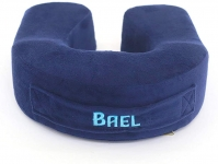 Neck Cushion Travel Pillow Cervical Therapeutic Support While Seated in Car