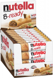Nutella B-Ready Hazelnut Chocolate