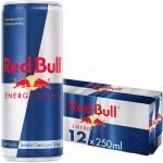 Red Bull Energy Drink 12 Pack of 250 ml
