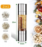 Salt and pepper grinder