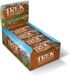 Trek Protein Energy Bar Peanut Power – Pack of 16 Bars